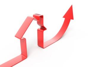 housing market rising