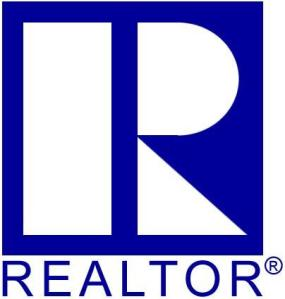 Realtor logo blue